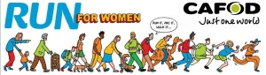 Run for Women graphic with small text2