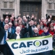 Team CAFOD Plymouth @ Westminster 50th