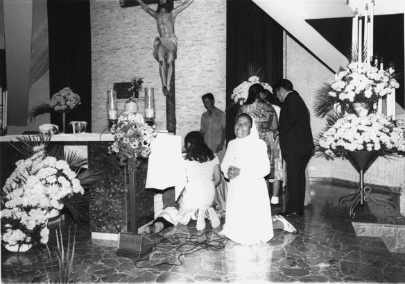 March 24th 1980 Archbishop Oscar Romero was assassinated while celebrating Mass 2