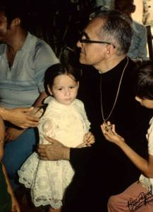 Oscar Romero's life and witness reminds us that Christ is found in people living in poverty