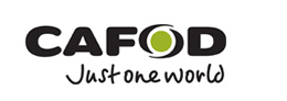 CAFOD Logo - Just One World