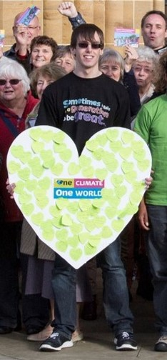 One Climate One World Me