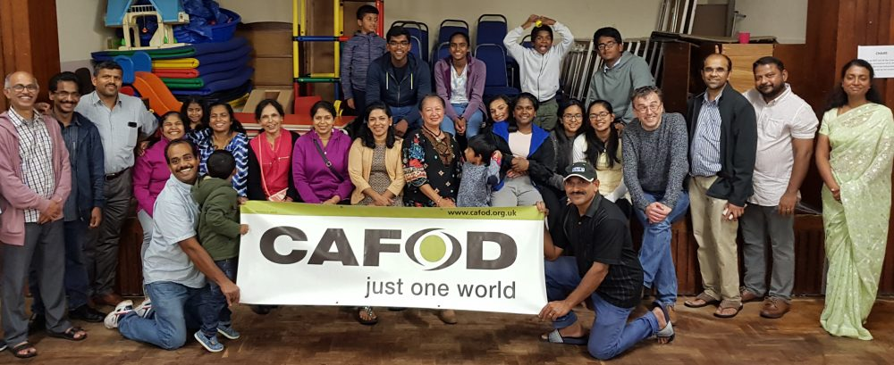 CAFOD Plymouth's Blog